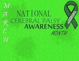 cerebral palsy ribbon welcome