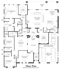 treviso the villamar home design floor plan floor plan