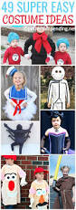 49 easy diy halloween costumes for kids cheap costume ideas