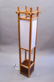 Japanese Floor Lamp Japanese Floor Lamp Project Showcase Wood Talk Online