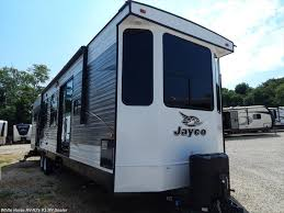 j10918 2017 jayco bungalow 40fkds front kitchen double slideout