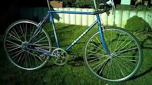 peugeot bike green peugeot record du monde 1978 roadbike youtube
