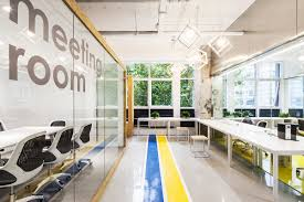 gallery of yuanyang express we co working space mat office 7