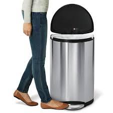 i love my simplehuman trash can gluten free homestead