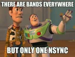 Nsync Meme - 52 best nsync images on pinterest boy bands mtv video music