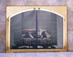 fireplace screen with glass doors best glass fireplace doors u2014 home fireplaces firepits
