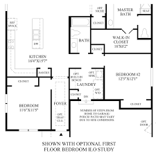 The Retreat Floor Plans The Retreat At Kechter Farm The Lindsey Home Design