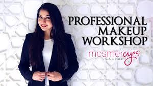 makeup artist workshops professional makeup workshop chennai