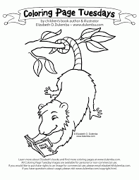 coloring pages lisa frank 522233