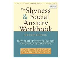self help books for social anxiety disorder