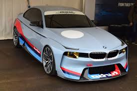 concept bmw bmw presents the hommage 2002 concept at goodwood