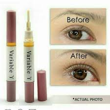 Serum Pemanjang Bulu Mata variable y eyelash growth serum serum pemanjang bulu mata original