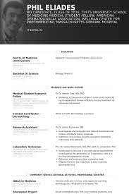 Resume Sample For Doctors by Research Fellow Resume Samples Visualcv Resume Samples Database