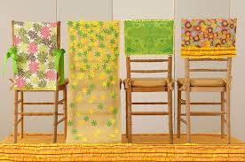 paper chair covers chair covers made from paper let s party chair covers