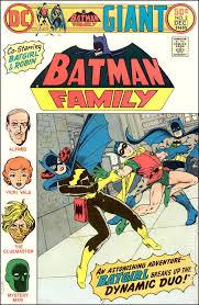 batman of the family batman family 1975 1st series comic books