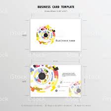 creative business cards design template stock vector art 509180712