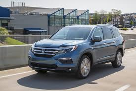 honda jeep 2016 2016 honda pilot second drive review motor trend