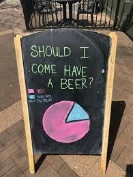 Beer Meme - should i come have a beer meme xyz