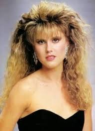 feathered hair 1980s then and now hairstyles through the decades