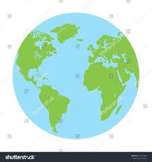 globe earth maps globe earth icon planet map symbol stock vector 491449384