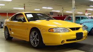 1998 Ford Gt 1998 Ford Mustang Svt Cobra 4 6 Dohc V8 Five Speed Youtube
