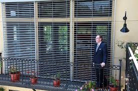 Solar Powered Window Blinds Hella Exterior Venetian Blinds Can Be Automated For Light Control