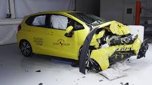 nissan micra crash test this is just how much safer small cars have become in 20 years