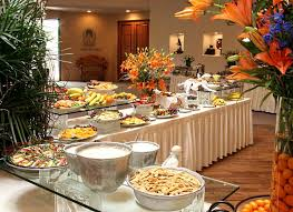 home design winsome buffet table setup pictures buffettable home