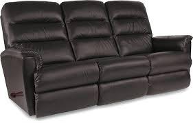 Black Reclining Sofa Sofas Wonderful 2 Seater Leather Recliner Sofa Black Leather