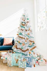 white christmas tree 65 amazing and original ideas to decorate