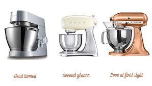 Smeg Appliances Smeg Small Appliances Copper Kitchenaid Stand Mixer