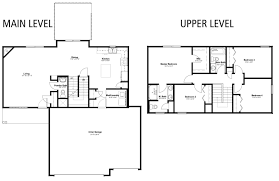 floor plans for 2 story homes palmer floorplan hubbell homes building new homes in des