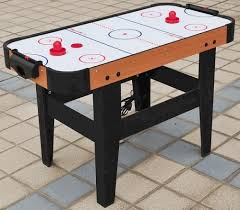 hockey time air hockey table playcraft sport table top air hockey airhockeyplace com