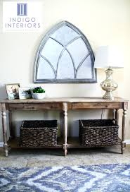 Antique Entryway Table Antique Marble Top Foyer Table Furniture Wood Stylish Traditional