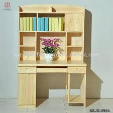 Desk Dresser Combination Bookcase Wooden Modern Bookcasebookshelf Bookcase With Study