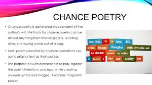 poetry unit ppt video online download