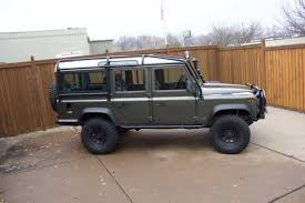 modified land rover 1997 land rover defender 90 the kansas city star