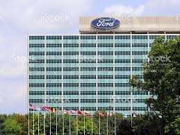 ford corporate ford motor company headquarters stock photo 508403095 istock
