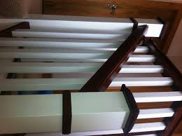 Mahogany Banister Traditional Stairs Ireland By Jea