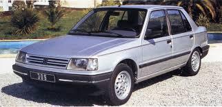 1988 peugeot 309 partsopen