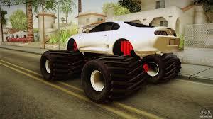 lexus monster truck toyota supra monster truck for gta san andreas