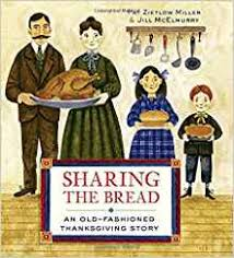 the bread an fashioned thanksgiving story pat
