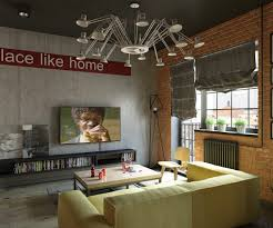 Livingroom Lighting Industrial Style Living Room Design The Essential Guide