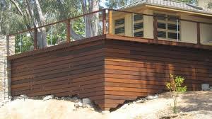 modern deck skirting u2014 jbeedesigns outdoor warm and cozy deck
