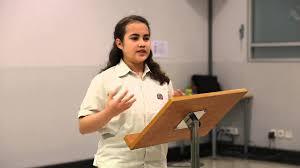 Binus Student Desk by Binus School Simprug Speech Contest Theme Celebrating