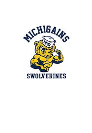University Of Michigan Curtains Kottonzoo Com Mike U0026 Gian Michigan Swolverines
