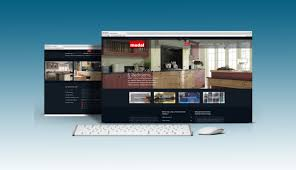 new website for modal kitchens