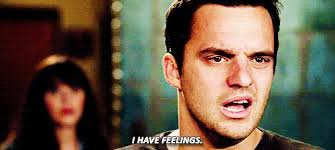 New Girl Memes - feelings via tumblr discovered by ready to rock