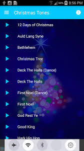 free christmas ringtones android apps on google play