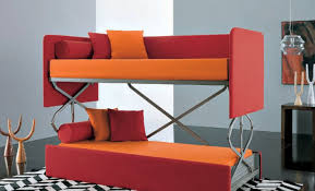 amazing sofa converts into bunk bed price tags sofa that turns